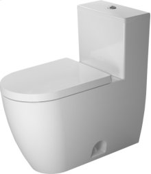 Me By Starck One-piece Toilet Duravit Rimless®