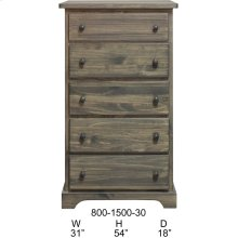 Chests with Deep Drawers