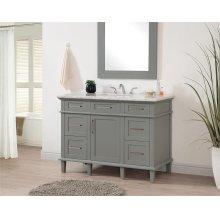 4 Drw 1 Dr Vanity Sink