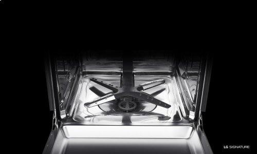 LG SIGNATURE Top Control Dishwasher with QuadWash