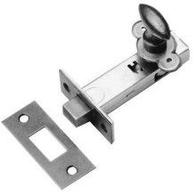 "Privacy Bolt - 2-3/8"", Matte Bronze"