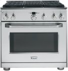 """36"""" Pro Range - Dual Fuel with Grill Product Image"""