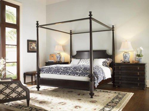 King Diamond Head Bed