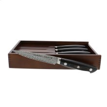 KRAMER by ZWILLING EUROLINE Damascus Collection 4-pc Steak Set
