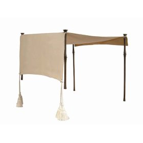 Single Chaise Canopy