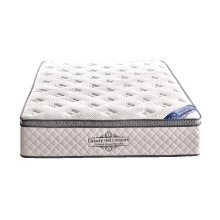 "15"" Luxury Gel Eastern King Mattress"