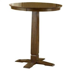 Hillsdale FurnitureDynamic Designs Pub Table Brown Cherry