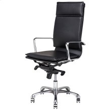 Carlo Office Chair  Black