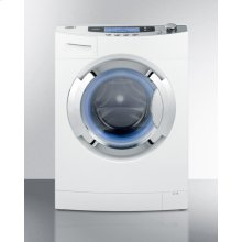"24"" wide washer/dryer combo for non-vented use, with 13 lb. wash capacity; replaces SPWD1470C"