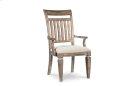 Brownstone Village Slat Back Arm Chair Product Image