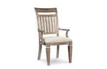 Brownstone Village Slat Back Arm Chair