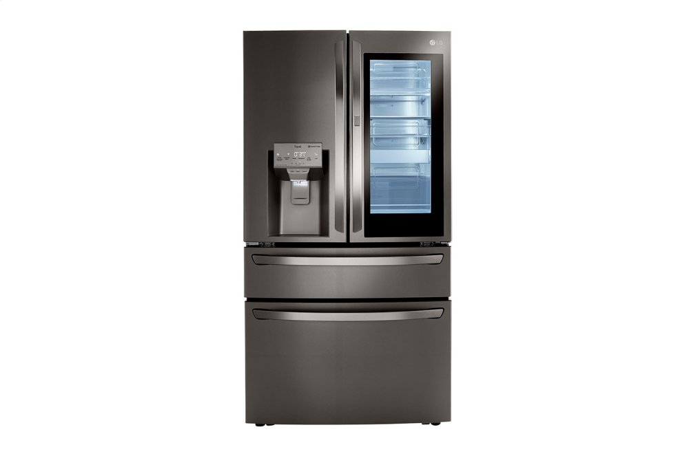 LG Appliances23 Cu. Ft. Smart Wi-Fi Enabled Instaview™ Door-In-Door® Counter-Depth Refrigerator With Craft Ice™ Maker