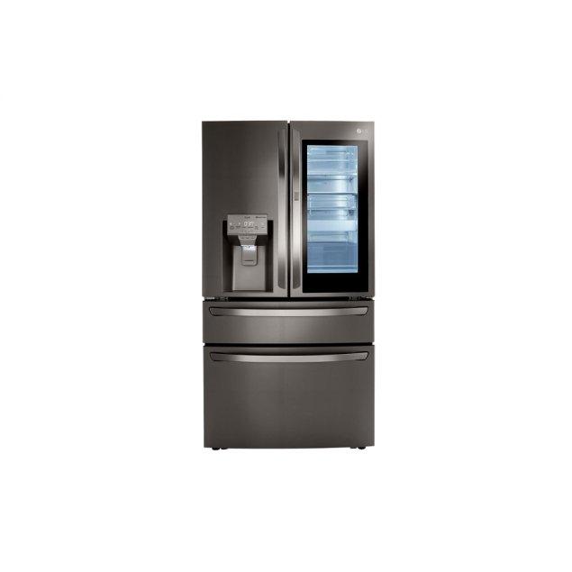 LG Appliances 23 cu. ft. Smart wi-fi Enabled InstaView™ Door-in-Door® Counter-Depth Refrigerator with Craft Ice™ Maker
