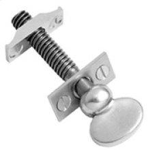"Urban Brass Sash screw, 2 1/16"" / 3/8"" thread"