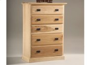 Amish Highlands 5 Dwr Chest Product Image