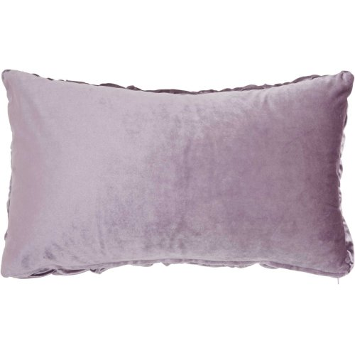 "Life Styles L0064 Lavender 14"" X 24"" Throw Pillows"