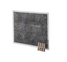 11'' x 9.5'' Charcoal Range Hood Filter