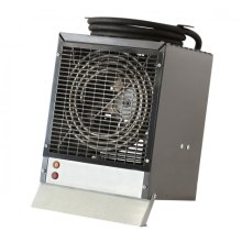 Fan-forced Enclosed Motor Construction Heater