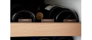 Wine storage inventory tiles