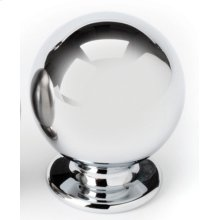 Knobs A1031 - Polished Chrome