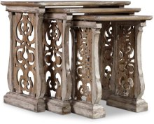 Chatelet Nest of Tables