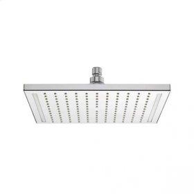 "12"" LED Square Showerhead - Brushed Nickel"