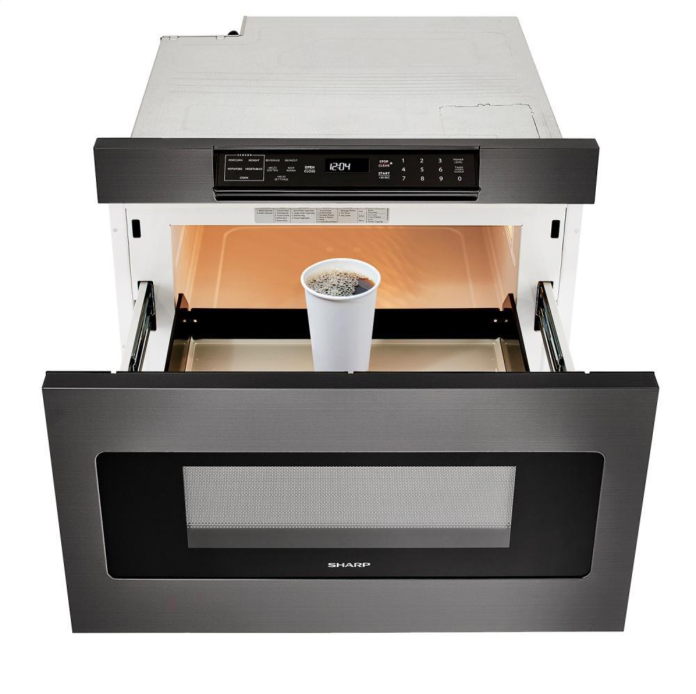 Smd2470ahsharp Appliances 24 In 1 2 Cu Ft 950w Sharp