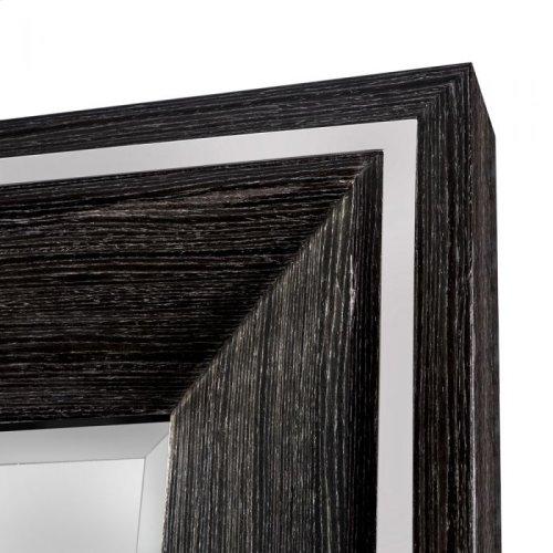 Dax Grand Mirror - Smoked Grey Oak
