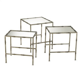 Bamboo Nesting Tables