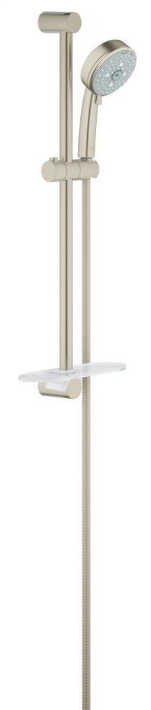 New Tempesta Cosmopolitan 100 Shower Rail Set 4 Sprays