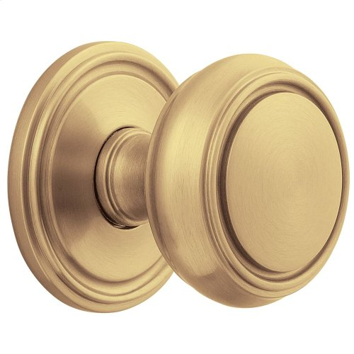 Vintage Brass 5068 Estate Knob