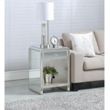 1 Drw Chairside Table