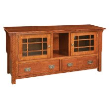 Savannah Entertainment Cabinet