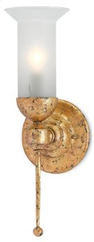 Pristine Gold Wall Sconce Product Image