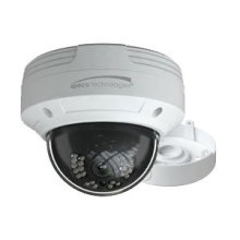 HD-TVI 2MP IR Dome Camera with Junction Box 2.8mm fixed lens, white housing