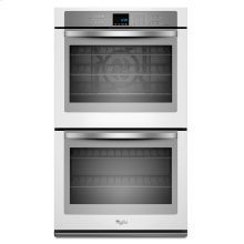 (DISCONTINUED FLOOR MODEL 1 ONLY) Gold® 10 cu. ft. Double Wall Oven with True Convection Cooking