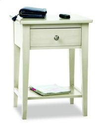 Transitional Open Night Stand Product Image