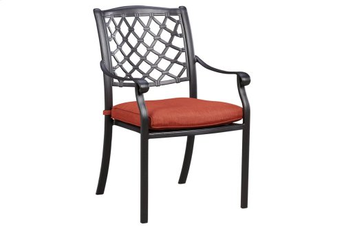 Chair with Cushion (4/CN)