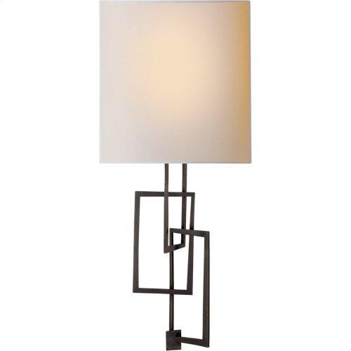 Visual Comfort S2090BZ-NP Studio Cooper 1 Light 9 inch Bronze Decorative Wall Light