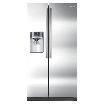 26 cu. ft. Side by Side Refrigerator Product Image