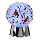 Cardinal Globe Projection LED Night Light. Product Image