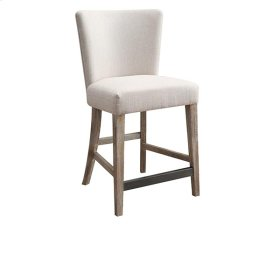 Synchrony - Gather Barstool Upholstered Seat & Back Rta