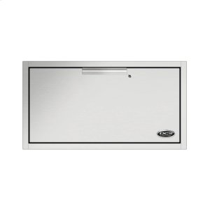 DCSOutdoor Warming Drawer