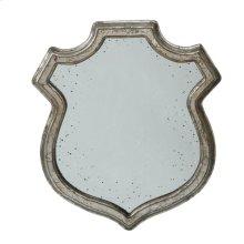 Wide Empire Crest Mirror Med