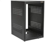 "HDpro 37.5"" Tall AV Rack 18U Component rack for home theater equipment"