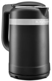 Electric Kettle - Black Matte Product Image