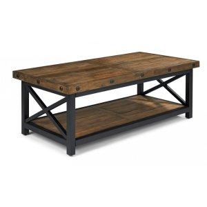 FlexsteelHOMECarpenter Rectangular Coffee Table