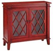 Goshen Red Cabinet Product Image