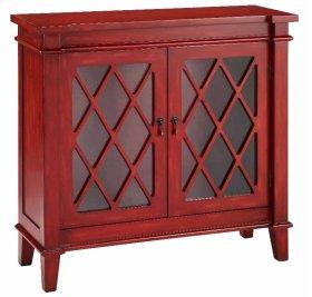 Goshen Red Cabinet