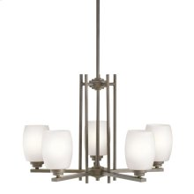 Eileen Collection Eileen 5 Light Chandelier OZS